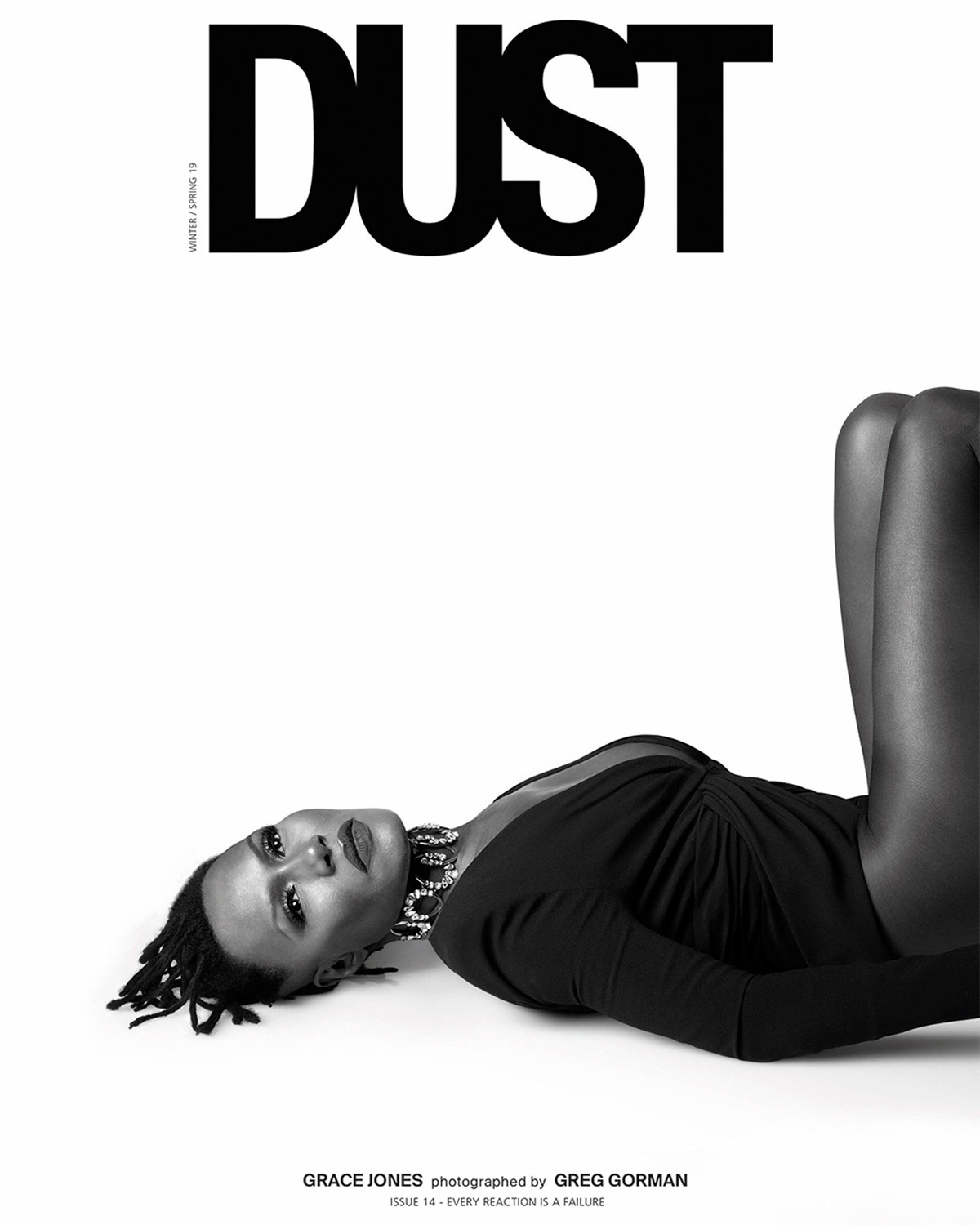 DUST ISSUE 14 – EVERY REACTION IS A FAILURE — Cover 3