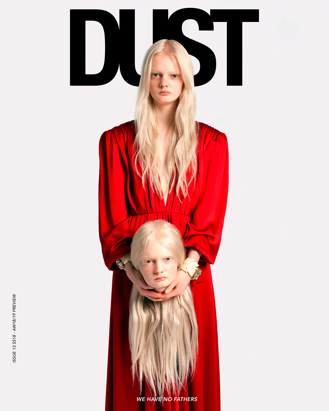 DUST ISSUE #13 WE HAVE NO FATHERS — Cover #5