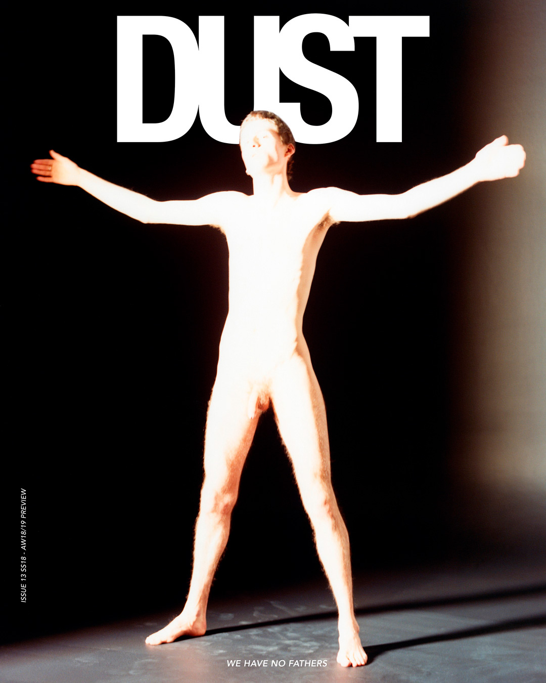 DUST ISSUE #13 WE HAVE NO FATHERS — LIMITED EDITION I