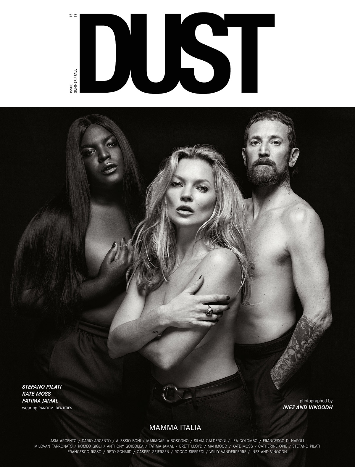DUST ISSUE #15 MAMMA ITALIA Cover #5