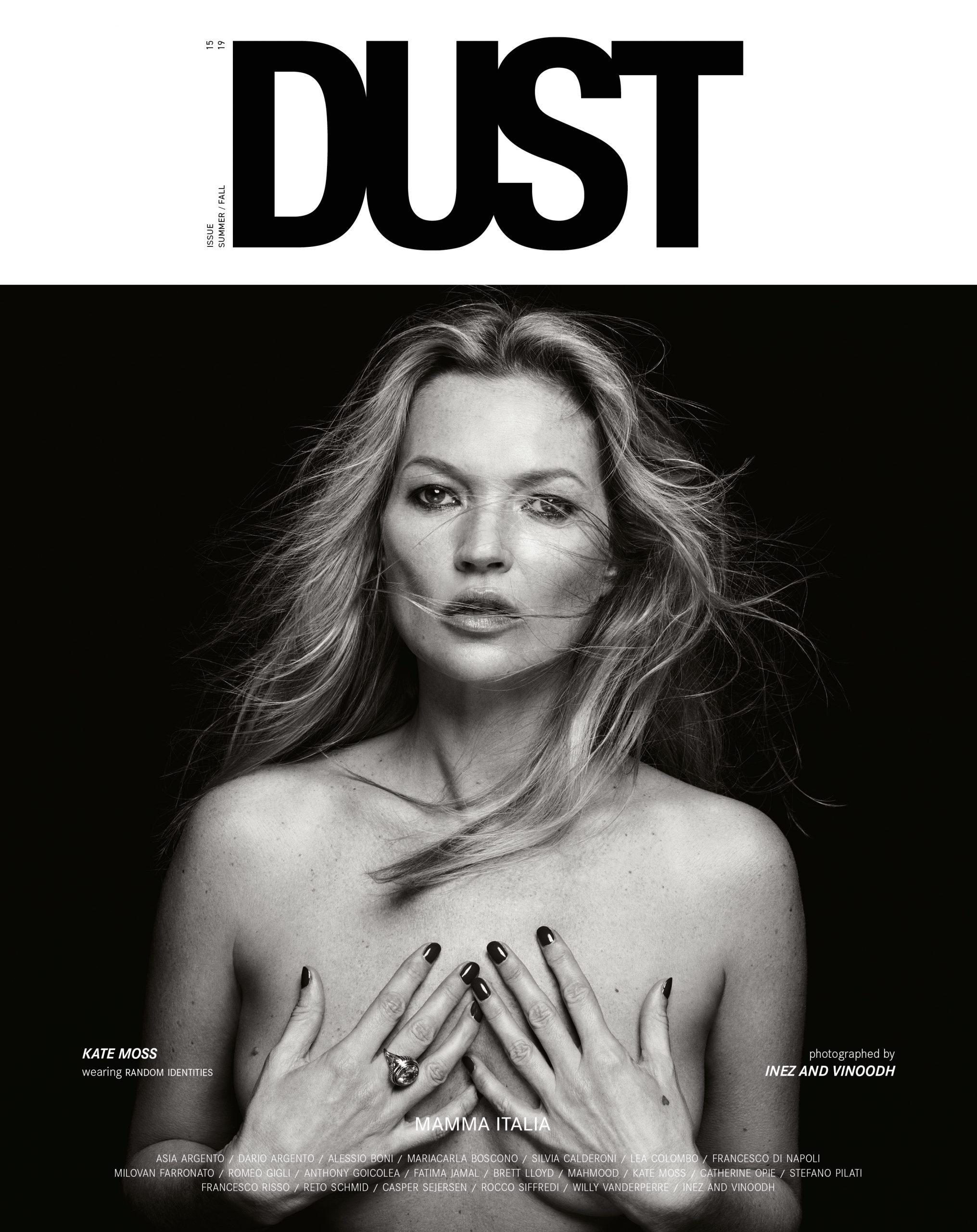 DUST ISSUE #15 MAMMA ITALIA Special Edition #1