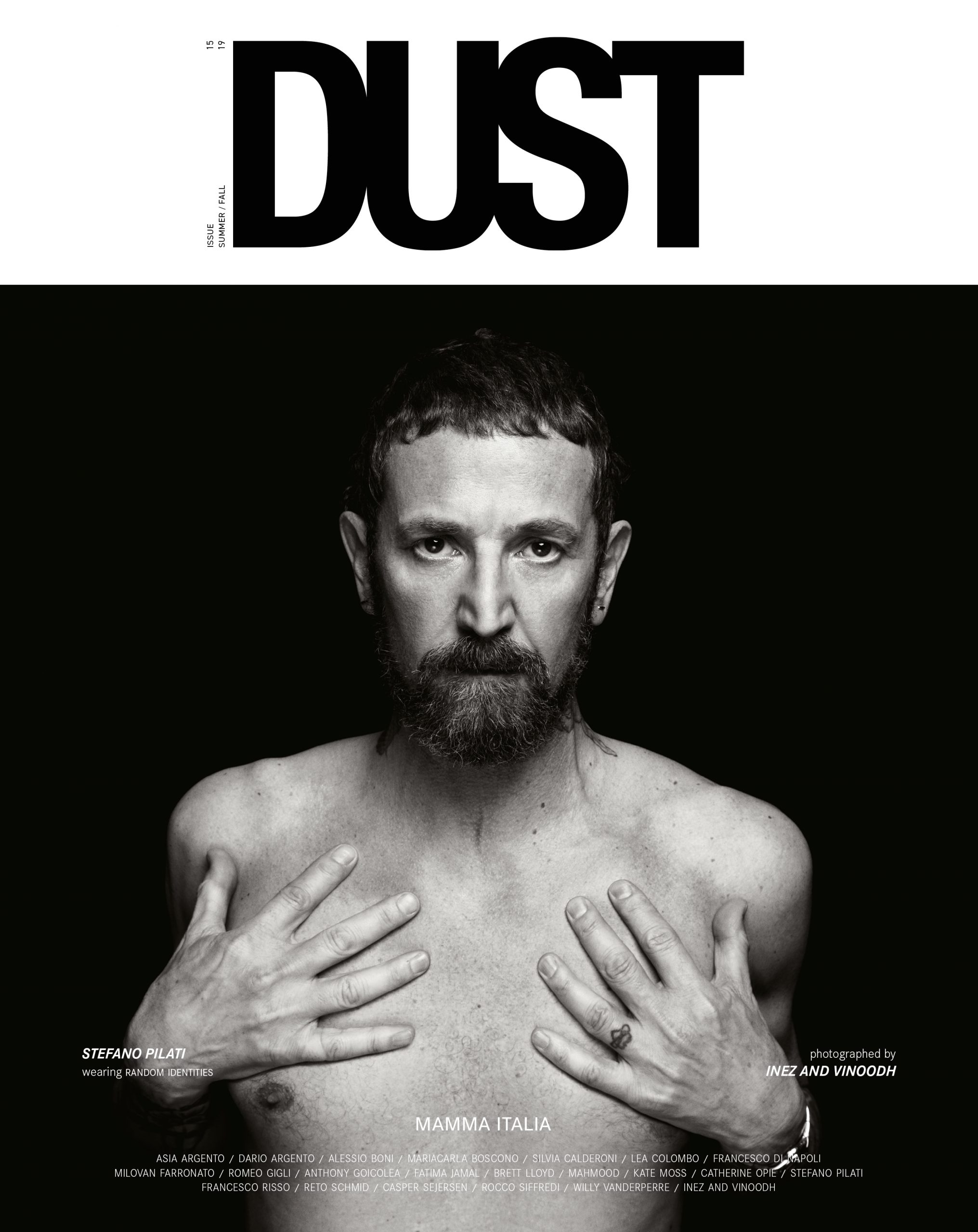 DUST ISSUE #15 MAMMA ITALIA Special Edition #3