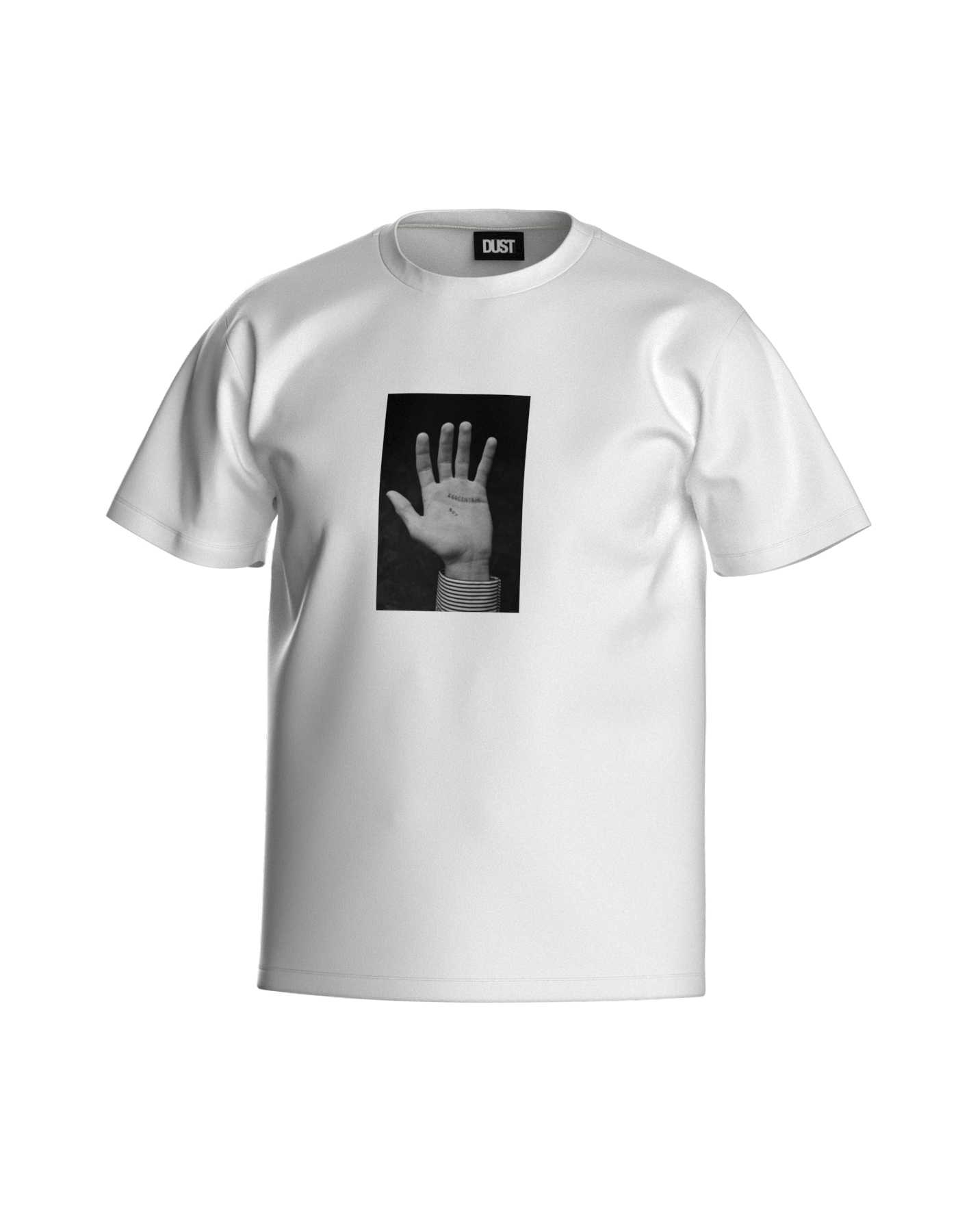 EGOCENTRIC BOY T-SHIRT WHITE
