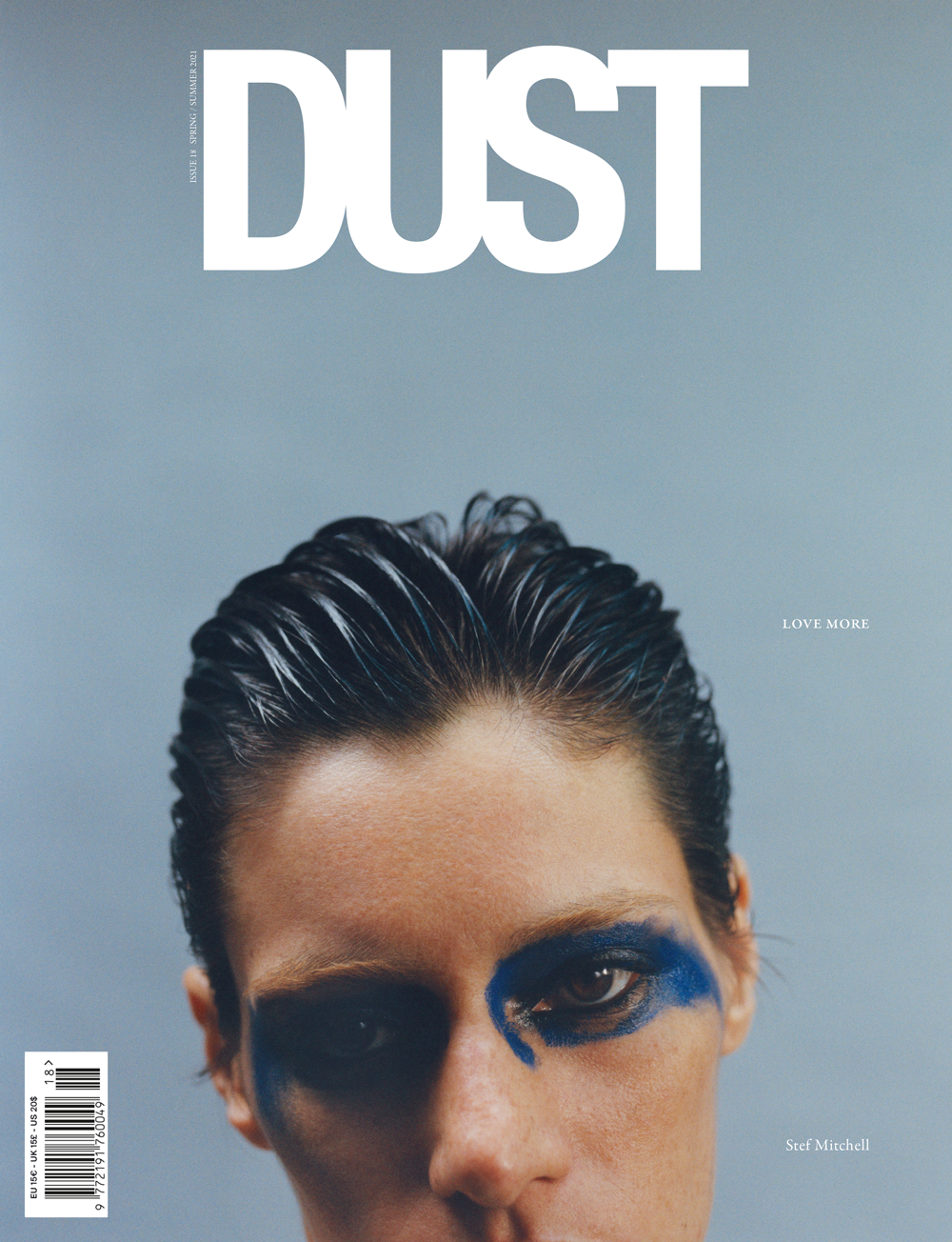 DUST ISSUE #18 LOVE MORE S/S21 – Cover #5