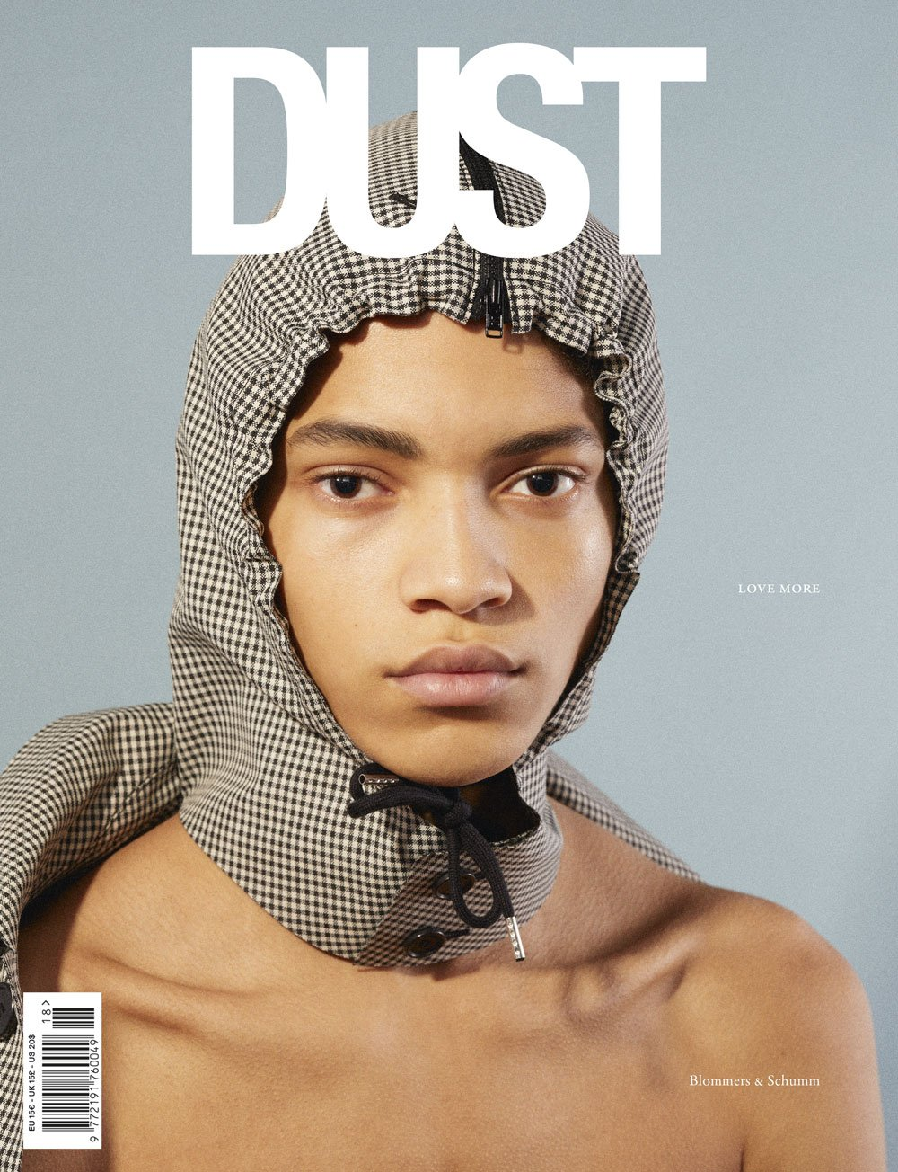 DUST ISSUE #18 LOVE MORE S/S21 – Cover #6