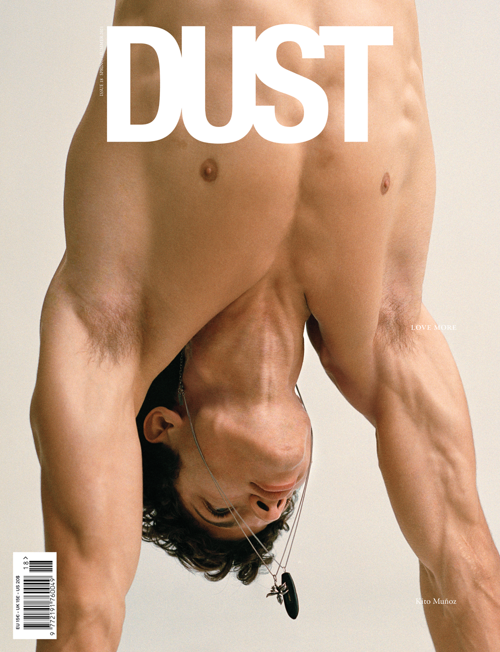 DUST ISSUE #18 LOVE MORE S/S21 – Cover #7